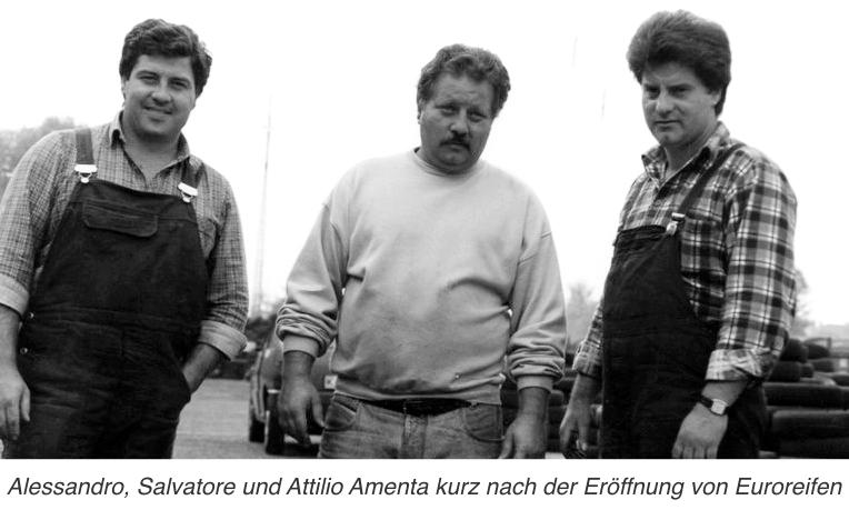 Bild der Euroreifen Gründer
