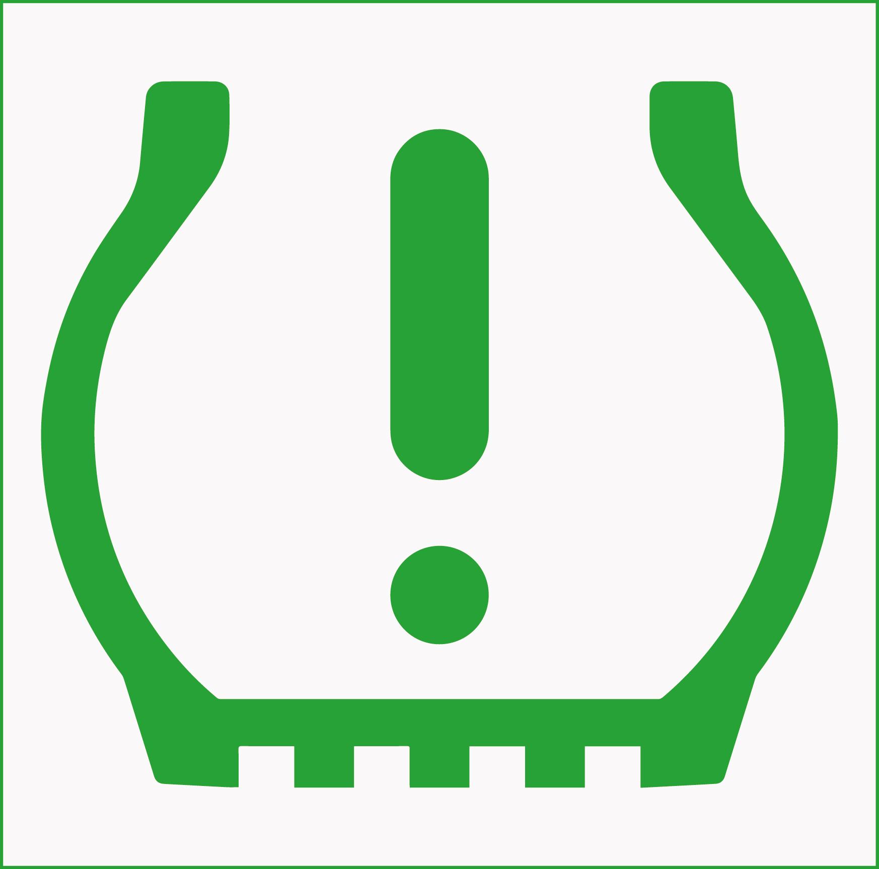 RDKS Reifendruckkontrollsystem Icon