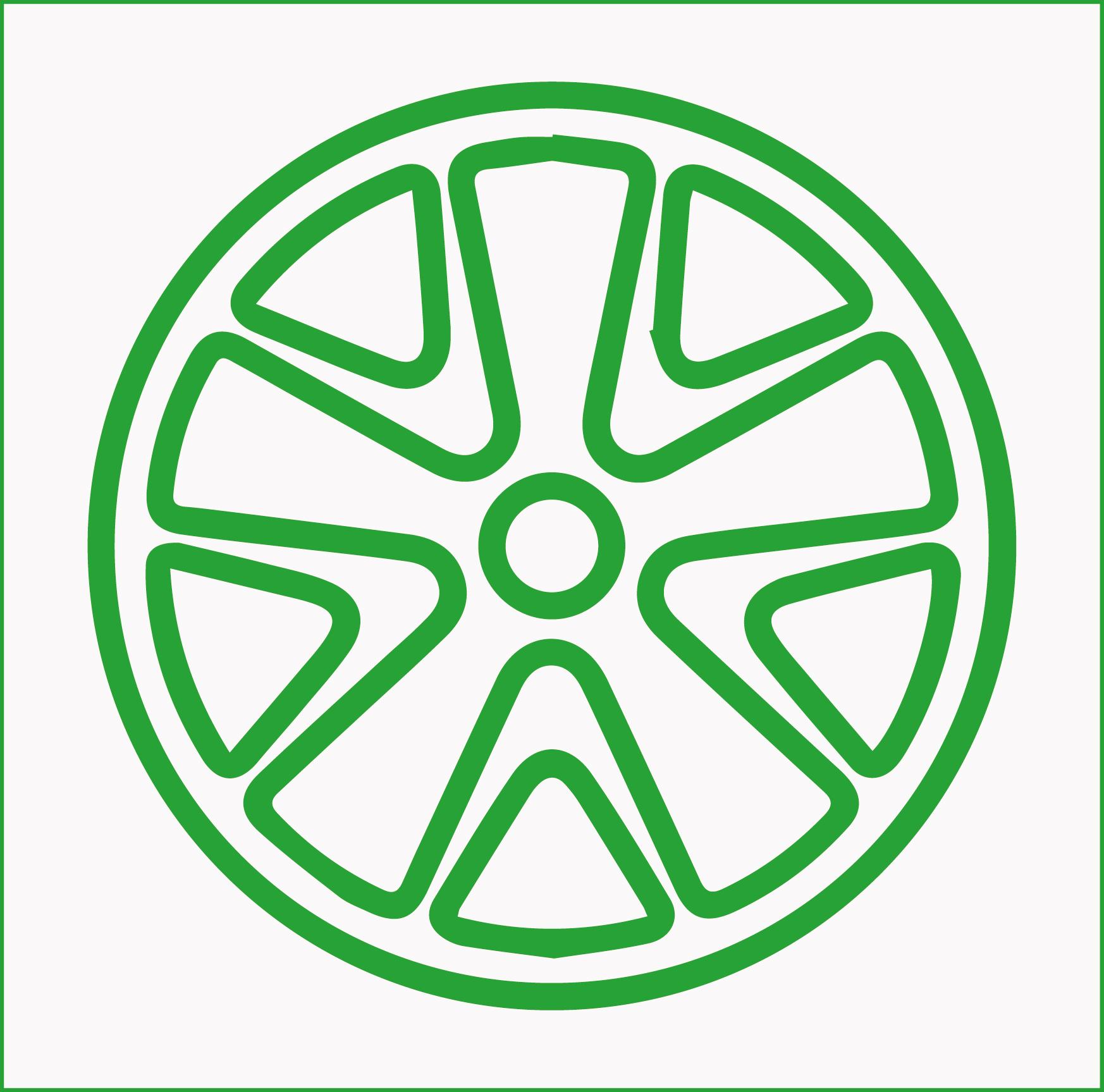Alu- und Stahlfelgen Icon